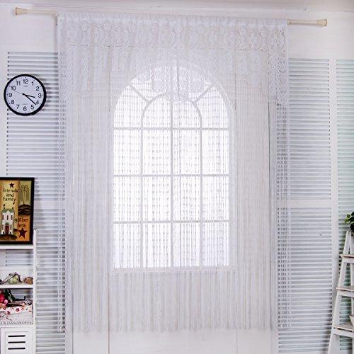 lace door curtain - 8