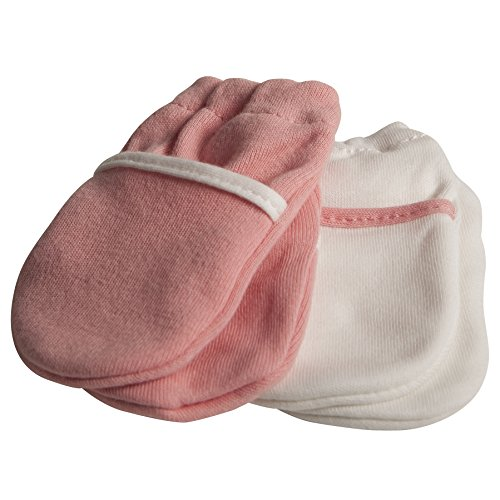 Safety 1st Scratch Mittens Pink