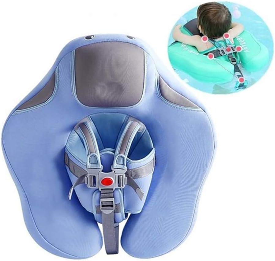 YDYL-LI Sólido No Inflable Natación del Bebé del Anillo del Flotador Flotante De Mentira Natación Juguetes Piscina Bañera por Swim Trainer Accesorios,Púrpura