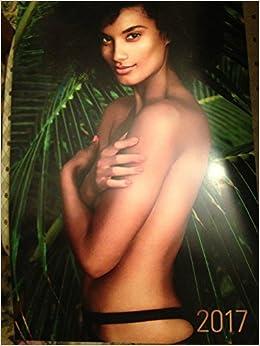 Original Stihl Calendar 2017 Limited Pin Up Girls Full Nude Adult Girls Women Playmate Sexy Erotik Erotic