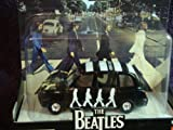 "Corgi - ThE BeAtLeS ""Abbey Road"" Album Theme Austin Taxi Detailed Diecast 1:50 Scale Collector"