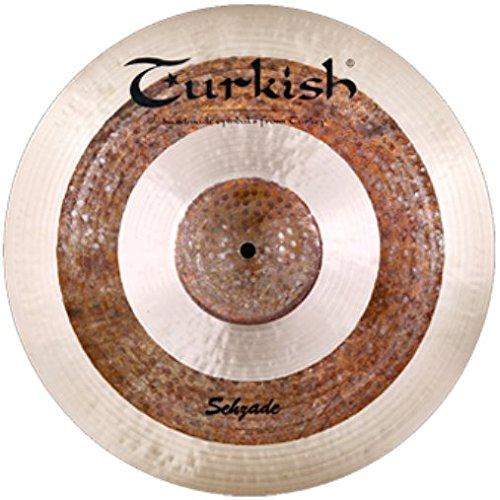 TURKISH ターキッシュ シェフザーデシリーズ <クラッシュ> 17インチ TU-SH17C 【国内正規品】   B005S8E75I