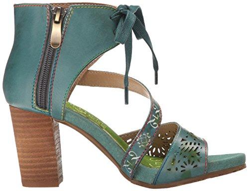 Vestito Sandalo Primavera Donne Da Passo Delle Sujala L'artiste blu Blu wq1FwA