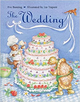Image result for the wedding eve bunting