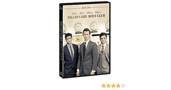Billionaire Boys Club [Italia] [DVD]: Amazon.es: Taron ...