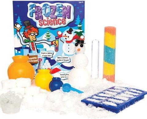 sciencelab Be Amazing. Frozen Ciencia Stem Actividad Kit