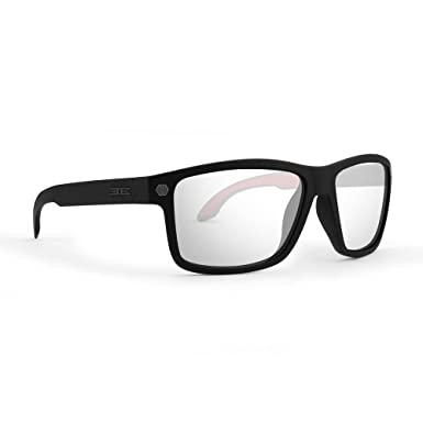 6f7487608df Image Unavailable. Image not available for. Color  Epoch Adam Sandoval  Rides Magnet Lifestyle Motorcycle Glasses Black Frame Clear Lens