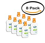 PACK OF 8 - Tom's of Maine Children's Anticavity Juicy Mint Fluoride Rinse 16fl oz