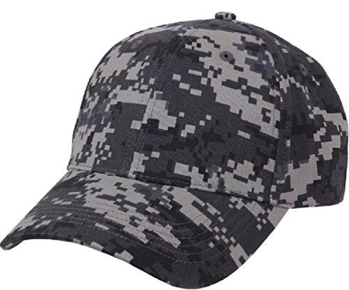 Low Supreme Profile Cap - Adult Supreme Low Profile Ball Cap Subdued Urban Digital Camo