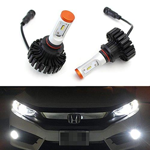 Super Bright 80W 9006 HB4 Osram LED Car Headlight Light Lamp Bulb - 9