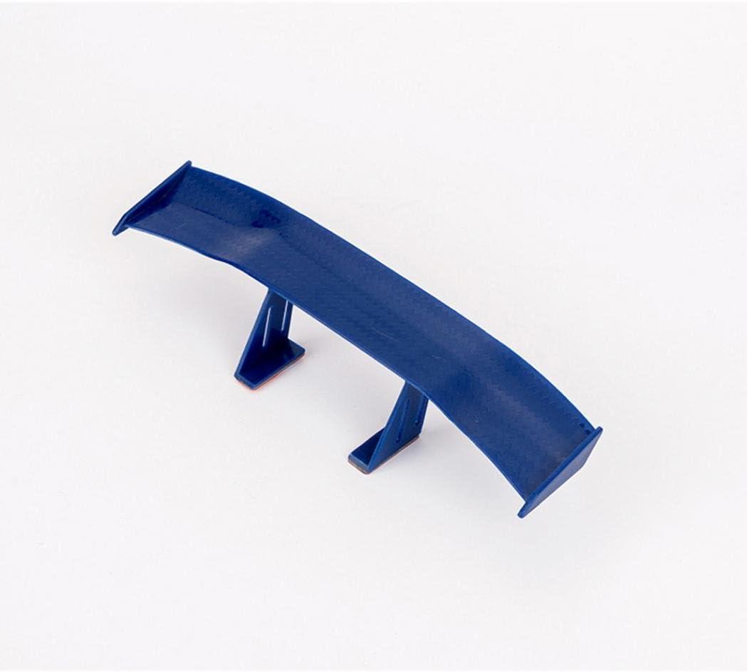 Gotd 6.7inch Universal Car Tail Wing Carbon Cheap Spoiler Mini Auto Fiber Decoration Black Car Tail Wing Decoration