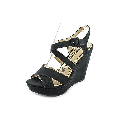 e1a8ce8c17b American Rag Womens Rachey Peep Toe Casual Platform Sandals