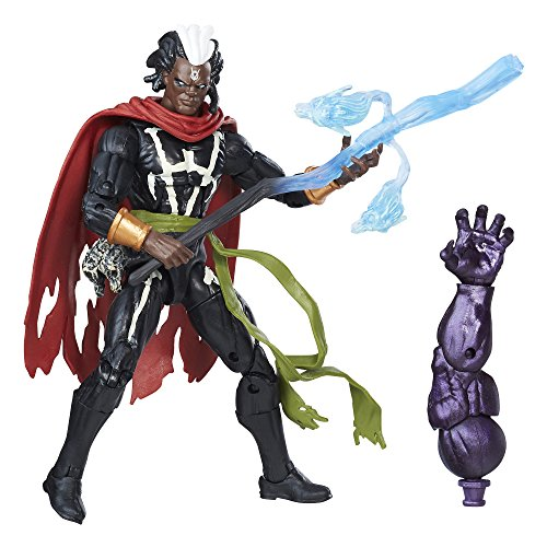 Marvel 6 Inch Legends Series Masters of Magic:Brother Voodoo - Legends Magic