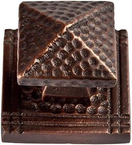 Small Copper Backplates