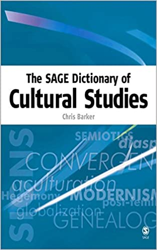 Book The SAGE Dictionary of Cultural Studies