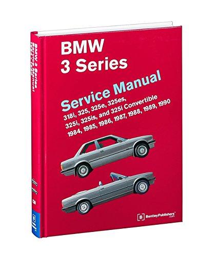 BMW 3 Series Service Manual 1984-1990