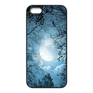 5S case,Crescent Moon 5S cases,5S case cover,iphone 5 case,iphone 5 cases