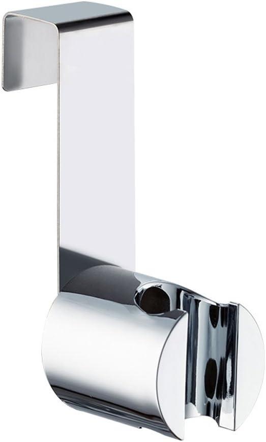 Mike Home Toilet Hanging Bracket for Handheld Bidet, Wand, Shower,Diaper Sprayer (Chrome-Plating)