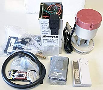 Mastercool Adobe Air MCCK240A Rebuild Kit for Contractor Evap