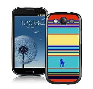 High Quality S3 Case,Lauren Ralph Lauren 15 Black Samsung Galaxy S3 I9300 Screen Phone Case Custom and Handmade Design