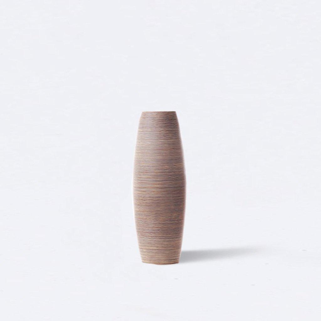 GAOLILI リビングルームフロアラージ花瓶セラミックモダンシンプルなホームデコレーションリッチバンブーフラワーフローラルクイーン B07BMXP2G5