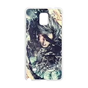 Metal Gear Rising Revengeance Samsung Galaxy Note 4 Cell Phone Case White DIY Ornaments xxy002-9230197
