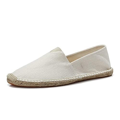 aecfe5bceb2 fereshte Women's Men's Casual Espadrilles Loafers Breathable Flats Shoes