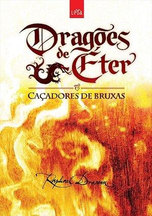 Dragoes de Eter: Cacadores de Bruxas (Em Portugues do Brasil)