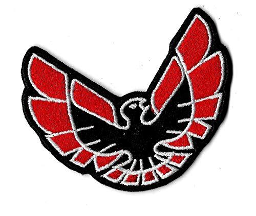 Type Firebird (Embroidery Patch New Poantiac Firebird