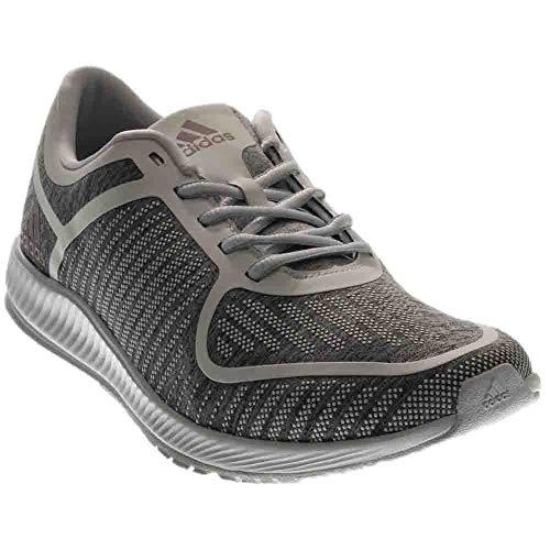 adidas Women's Athletics Bounce Cross-Trainer Shoes, Light Heather/Vapour Grey/White, (10 M US)