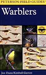 The first comprehensive field guide to North American warblers describes all 60 species in detail, from field marks and vocalizations to mating habits and preferred habitats. The 32 color paintings use the unique Peterson Identification Syste...