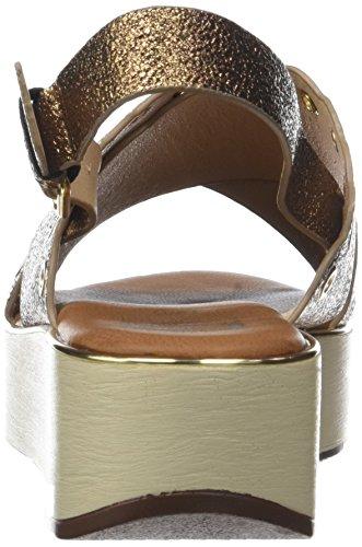 bronzo Donne Nacera Cote Cassis Delle Marrone D'azur Sandali wqO0wfnpx