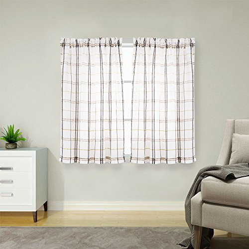 60 Inch Long Curtains - 2