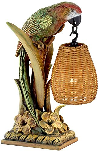 Tropical Outdoor Table Lamps