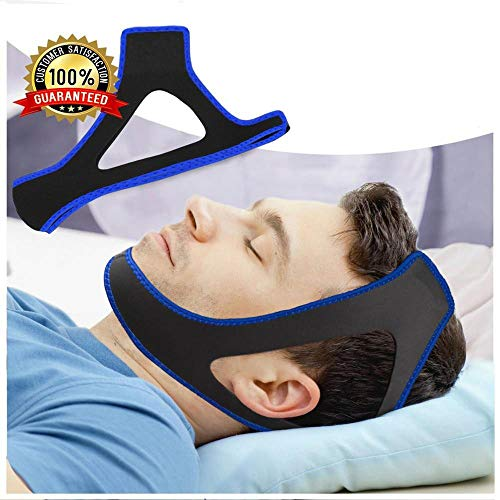 YOUN Chin Strap for Snoring Solution/Anti Snore Device/Snore Stopper/Sleep Aid for Men and Women and Give You The Best Sleep