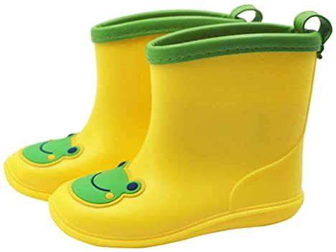 Vine Toddler rain Boots Child Rain