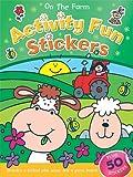 Activity Fun Stickers, Brenda Apsley, 1610670132