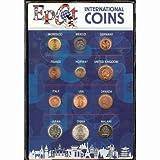 Epcot International Coins Set