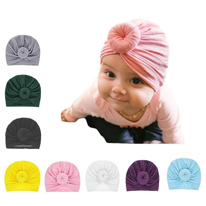 Amazon.com: Skepo - Diadema para bebé, 8 piezas, actualizada ...