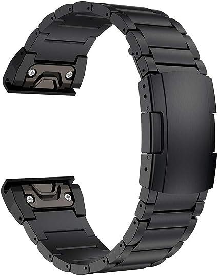 Amazon.com: LDFAS Fenix 6X/5X Plus Band