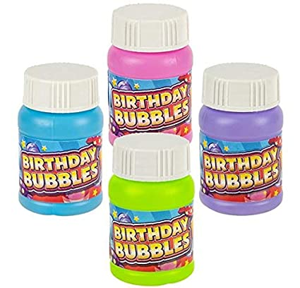 Amazon.com: Burbujas de Feliz Cumpleaños, clasificado ...