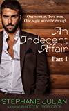 One night. One woman. Two men. Twice the desire.Katrina refuses to give in to her mother's demand to marry a man she can't stand. After years of trusting no one with her heart or her body, she wants to be swept off her feet, to experience complete su...