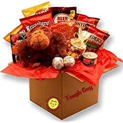 Tough Guy's Snack Gift Package