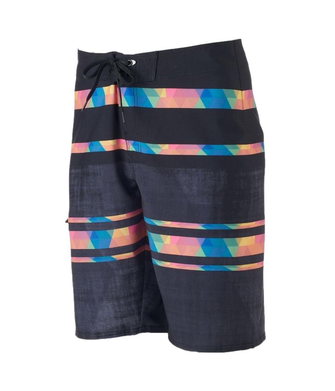 Hang Ten Mens Triptrop Swim Bottom Board Shorts
