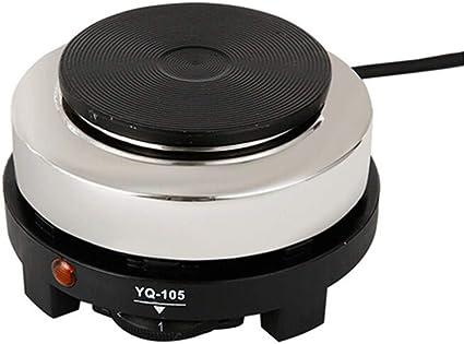 XY 500W Mini Calentador Eléctrico Estufa Placa De Cocina ...