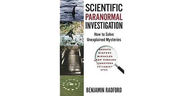 Amazon.com: Scientific Paranormal Investigation: How to ...