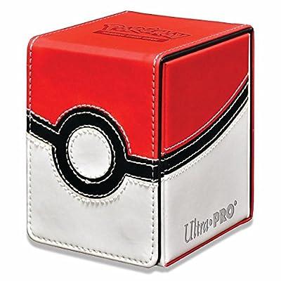 Ultra Pro Poke Ball Alcove Flip Box, Pokémon: Toys & Games
