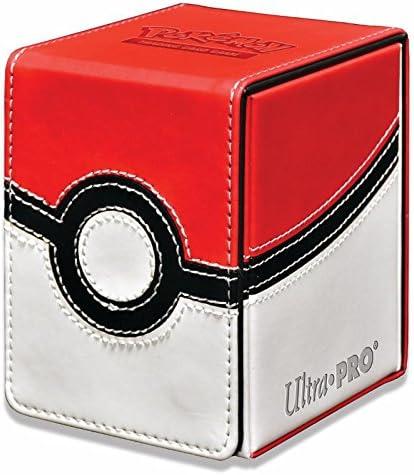 Ultra Pro 85313 Poke Ball Alcove Flip Caja: Amazon.es: Juguetes y juegos
