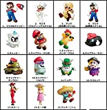 Furuta Choco Egg Party Super Mario Odyssey Mini Figure~Set of 15~Without Chase Figure