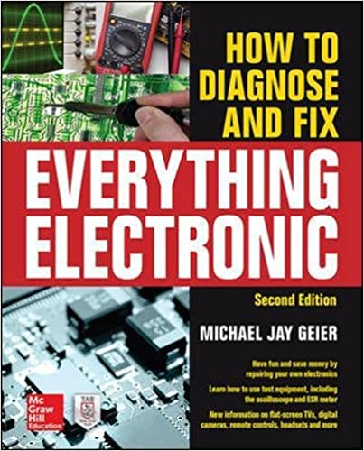 How to diagnose and fix everything electronic second edition how to diagnose and fix everything electronic second edition 2nd edition solutioingenieria Choice Image